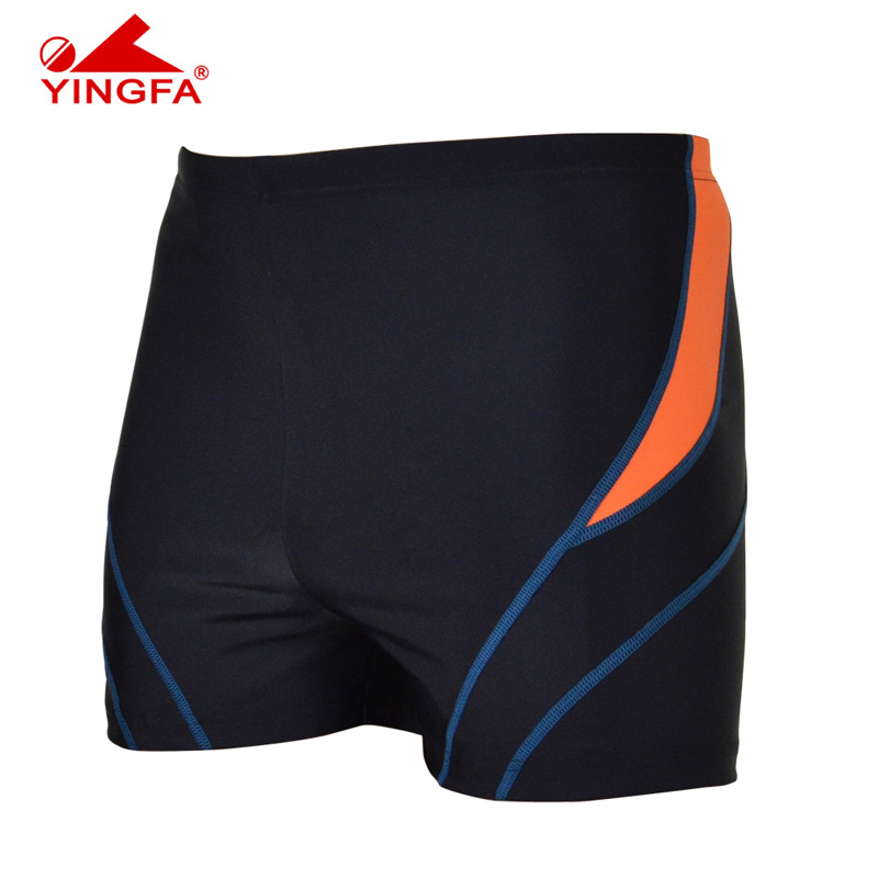 Yingfa Yingfa Swimming Trunks MEN'S Swimsuit Boxer Fashion Casual Swimming Trunks