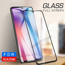 9H Full Protective Tempered Glass for Xiaomi Mi 9 SE 9T Pro Toughened Glass for Xiaomi Mi 9 Pro 5G 9 Lite CC9 E Screen Protector(China)