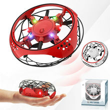Mini Drones 360° Rotating Smart Mini UFO Drone for Kids Flying Toys Xmas Toy