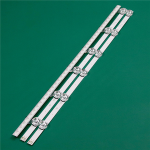 Image 3 - LED TV Illumination Part Replacement For LG 32LF5800 ZA 32LF565B SE 32LF570V LED Bar Backlight Strip Line Ruler DRT3.0 32 A B