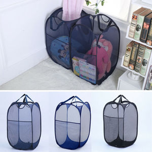 Laundry Bag Pop Up Mesh Fold A