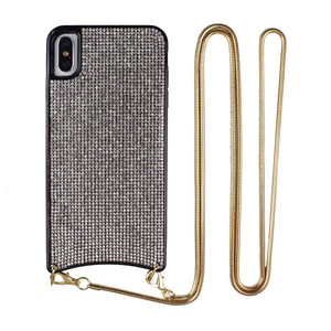 Image 2 - B26 with strap case for iphone X / XS hot shine back cases