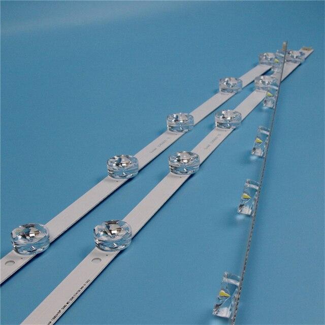 TV Backlight Strip For LG 32LF564V 32LF570V 32LF580V LED Strip Kit Bars For LG 32LF582V 32LF620V 32LF630V Lamps Band LED Matrix