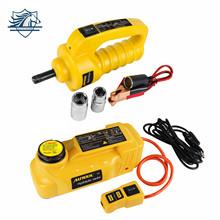 Anbull Electric Hydraulic Car Jack 15 Ton DC12V Automatic Floor Jack Lift Emergency Equipment Repair Tool for Tire Change /& Replacement for All Cars Vans SUVs Trucks RVs