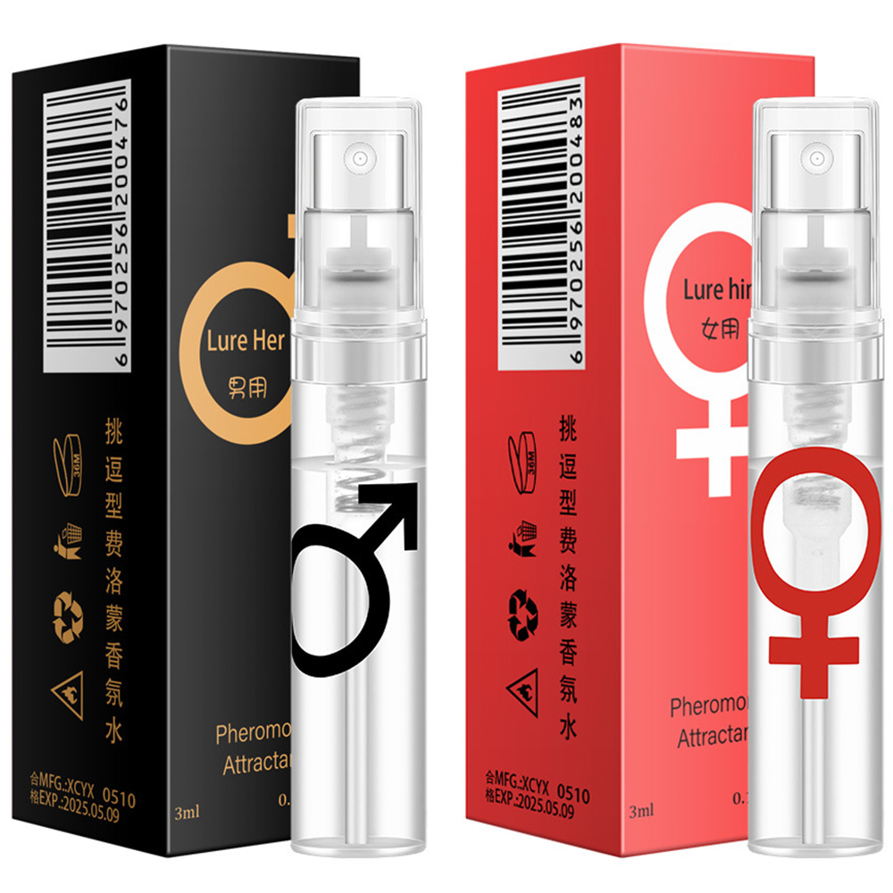 Perfume Pheromone Women for And Fragrance Flirting-Supplies Seductive Attractant 3ml