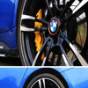 Car Styling Wheel Hub Decorative Circle For BMW X1 X2 F39 X3 G01 F25 E83 X4 G02 F26 X5 F85 F15 E70 X6 F86 F16 E71 Accessories review