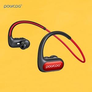 Image 5 - C6 Wireless Sports Bluetooth headphones Running IPX7 Waterproof Headset Neckband Handsfree Noise Canceling with Mic earphones