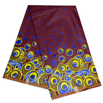 veritable African wax prints fabric style ankara Ghana printed cotton africain real Nigeria