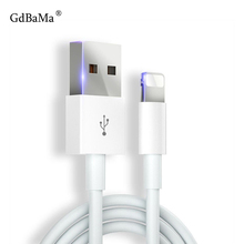 Data USB Cable for iPhone Quick Charger Charging Cable For iPhone 7 8 Plus X XS Max XR 5 5S SE 6 6S Plus Charger Wire For iPad цена и фото
