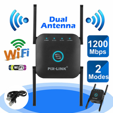 Wireless WiFi Repeater Wi Fi Booster 2 4G 5Ghz Wi-Fi Amplifier 300 1200 M Signal WiFi Long Range Extender Access Point cheap willkey CN(Origin) NONE 1000Mbps 1 x10 100 1000Mbps 1300Mbps Wi-Fi 802 11g Wi-Fi 802 11b Wi-Fi 802 11n 802 11ac 300 Mbps