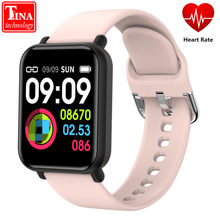 Smart Bracelet R16 Heart Rate Blood Pressure Pedometer IP68 Waterproof Sport Watch men Women Wristband For Android IOS PK B57(China)