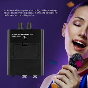 Image 2 - Personale Ear Monitor di Sistema di Controllo Amplificatore Per Cuffie in Ear Per ANLEON S1 in Fase di Studio 100 240V US EU AU Spina Opzionale
