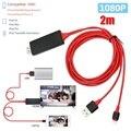 1080P HDMI Adapter Kabel für Blitz Digital AV Adapter für iPhone X 8 7 6 6 S  8 Pin USB zu HDMI Kabel für ipad Mini Air Pro-in Einschlafwarner fürs Auto aus Kraftfahrzeuge und Motorräder bei