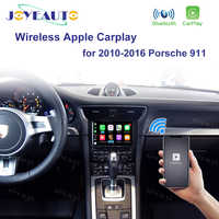 Joyeauto OEM Wireless Apple CarPlay for Porsche PCM 3.1 2010-2016 Cayenne Macan Cayman Boxster 911 Android Auto Mirror Car play