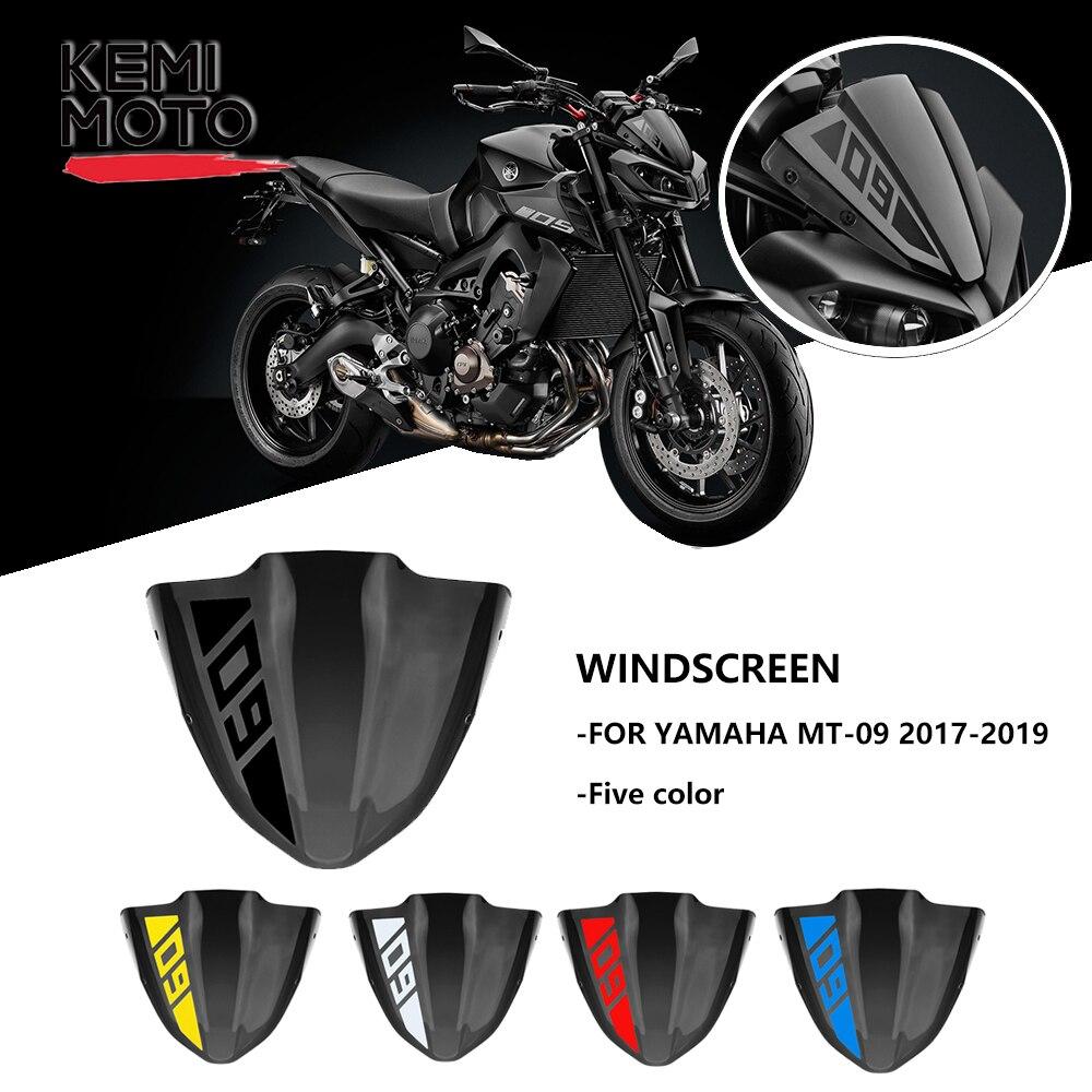 MT 09 FZ 09 Coperchio statore motore moto Protezione della protezione del motore Side Shield for 2014 2015 2016 Yamaha MT09//FZ09//Tracer 900 Blu