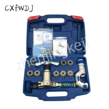 WK-519FT Expander Copper Tube Expander Integrated Eccentric Reamer Horn Tool ct 808 tube expander copper pipe reamer