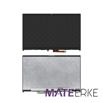 14'' FHD LCD Touch Screen Digitizer Display Assembly+Bezel For Lenovo Ideapad Flex 5 14ARE05 5 14IIL05 5D10S39641 5D10S39642 image
