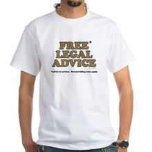 Camiseta cinza cinza engraçado conselho legal gratuito (2)
