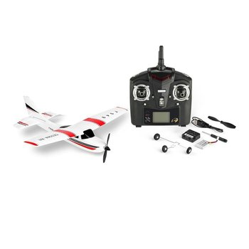 New Original Wltoys F949 2.4G 3CH Radio RC Airplane Fixed Wing RTF Plane Remote Control Plane 200m Distance Fly Kids Toys Gift