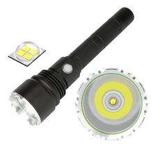 18650/26650 Lithium Battery Charger High Power P50 Led Torch Flashlight
