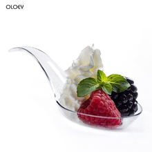 100/Pack Promotion - Party Wedding Supplies Disposable PlasticTableware 120*35mm