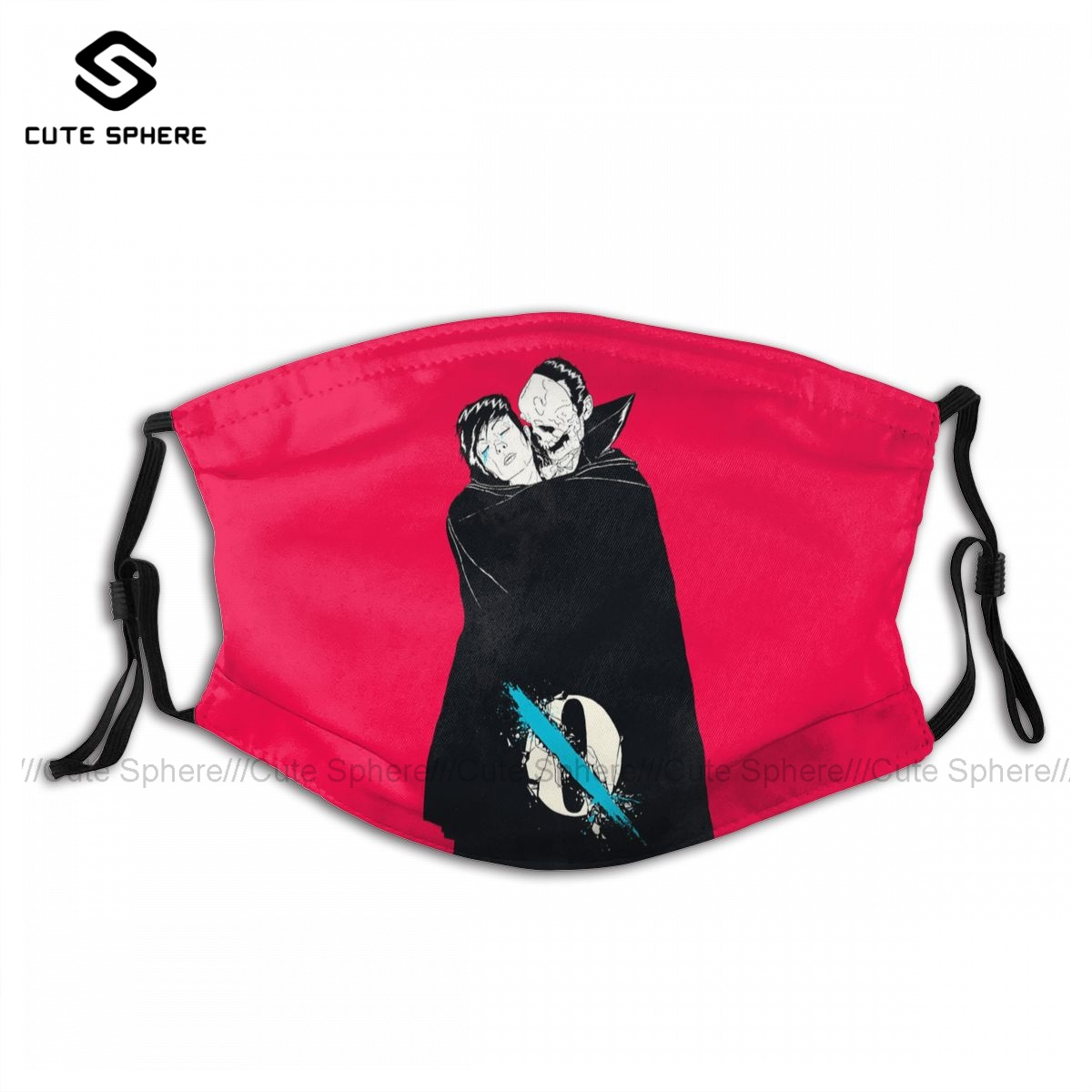 Queens Of The Stone Age Facial Mask Cute Adult Protection Charm Cloth Face Mouth Mask With Filters