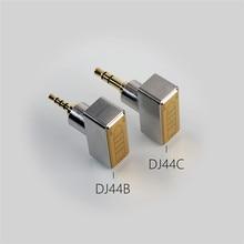 HiFi DJ44B DJ44C Weibliche 4,4 Ausgewogene Adapter Zu 2,5/3,5 Männlichen Conversion Adapter Für 4,4mm Balance Kopfhörer Kabel zubehör