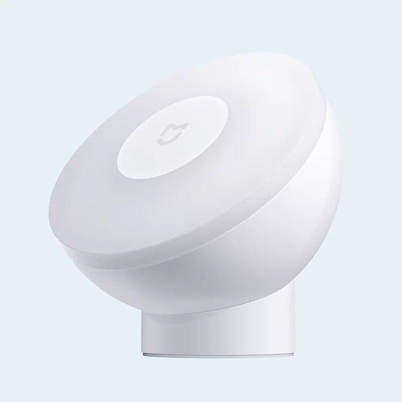 Xiaomi Mijia MJYD02YL 2 Yeelight Led Induction Night Light Lamp Adjustable Brightness Infrared Body Sensor Lamp