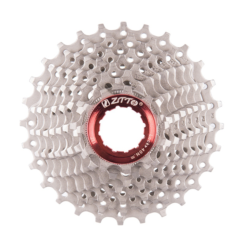 ABZB-ZTTO Road Bicycle Cassette Freewheel 10 Speed Cassette 10s 11-28 T Bike Sprockets For Sunrace Shimano Sora