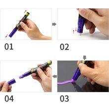 Neon-Pen Liquid-Chalk-Marker Blackboard Writing-Board Highlighter for LED Glass Painting