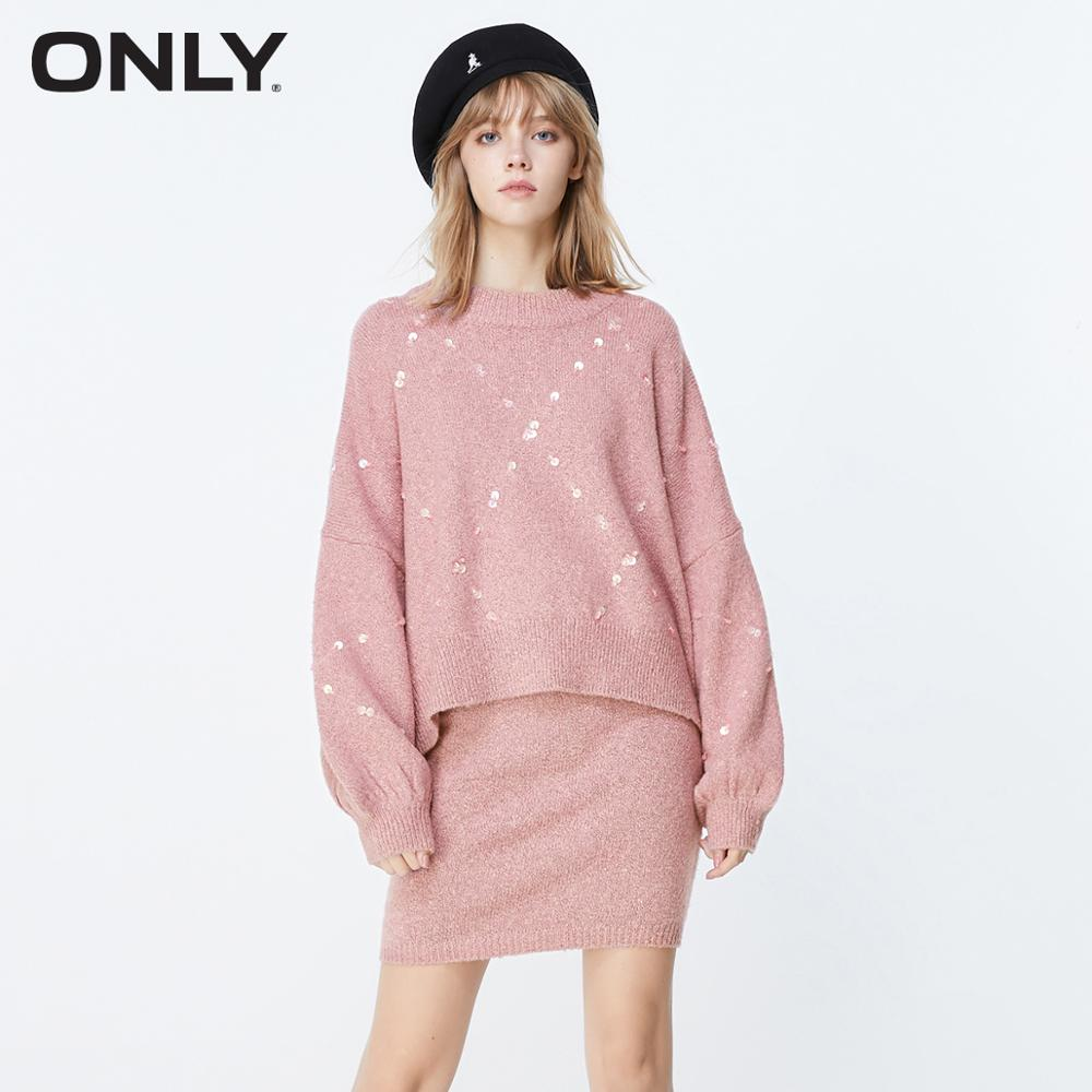 ONLY Women's Knit Sweater Suit | 119346525