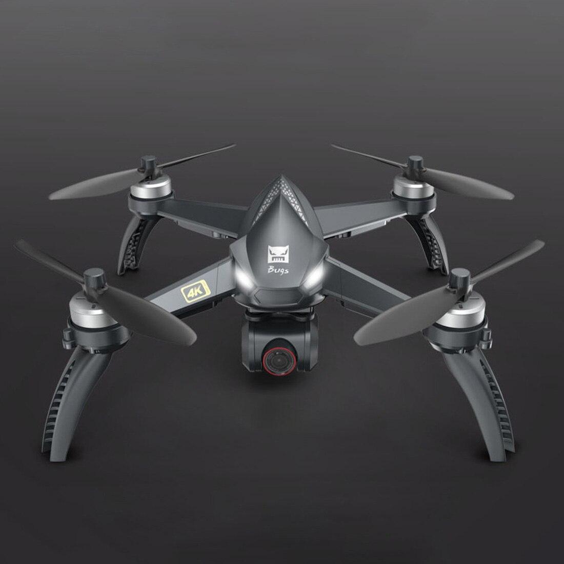 MJX Bugs 5W B5W GPS 4K HD Bürstenlosen Luft Fotografie Drone 4-Achse Folding Flugzeug Drone Für kinder Früh Pädagogisches Spielzeug Geschenk