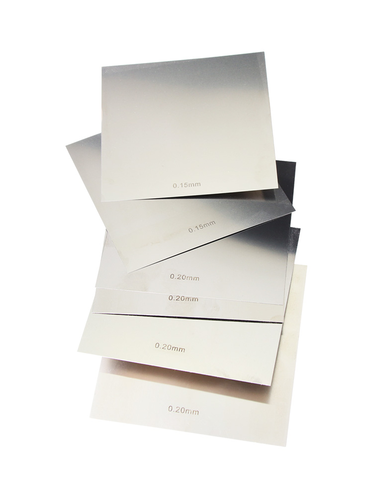 1Pc 304 Stainless Steel Polished Plate Sheet Thick Thin Thickness 1mm/1.2mm/1.5mm/1.8mm/2mm/ 2.5mm X 100mm X 100mm Square Plate
