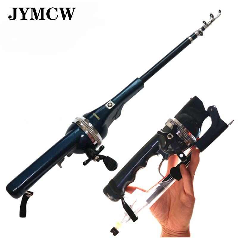 New 130cm fishing rod collapsible fishing rod sea rod telescopic fishing rod fiberglass fishing rod