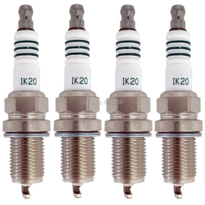 4pcs/box IK20 Japan Iridium Spark Plug 5304 fit for VW Toyota Audi Volkswagen Mitsubishi Mazda Honda IK20 5304 Iridium Power
