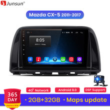 Junsun V1 2G + 32G Android 9.0 Voor Mazda CX5 CX-5 CX 5 2011-2017 Auto Radio multimedia Video Player Navigatie GPS 2 din dvd(China)