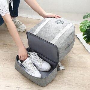 Image 3 - Дорожная сумка для багажа, сумка для хранения одежды, бюстгальтер, нижнее белье, водонепроницаемая переносная сумка для хранения на молнии