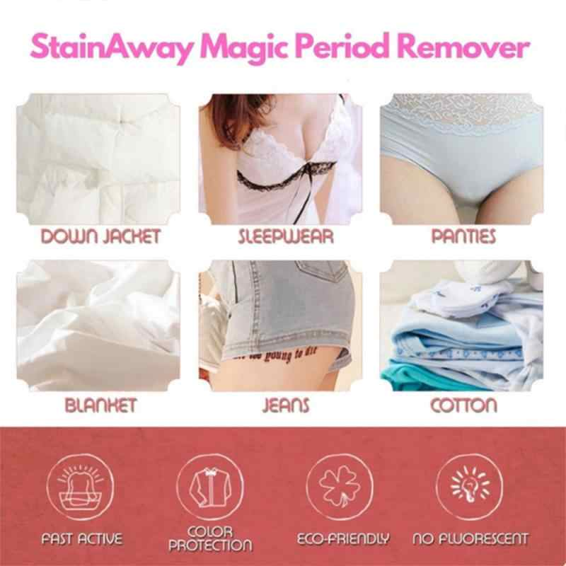 Panties stains on How to