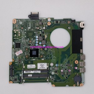 Image 1 - Orijinal 785442 501 DA0U99MB6C0 REV:C UMA w A8 6410 CPU dizüstü HP için anakart 15 F014WM 15 F100DX 15 F serisi dizüstü bilgisayar