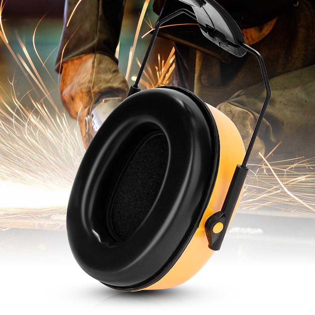 Adjustable Anti-noise Head Earmuffs Work Study Shooting Ear Hearing Protectors