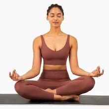 Papillon – ensemble de Yoga en tissu doux pour femmes, vêtements de sport sans couture sur le devant, combinaisons de Fitness, tenue de sport, vêtements d'entraînement de Yoga