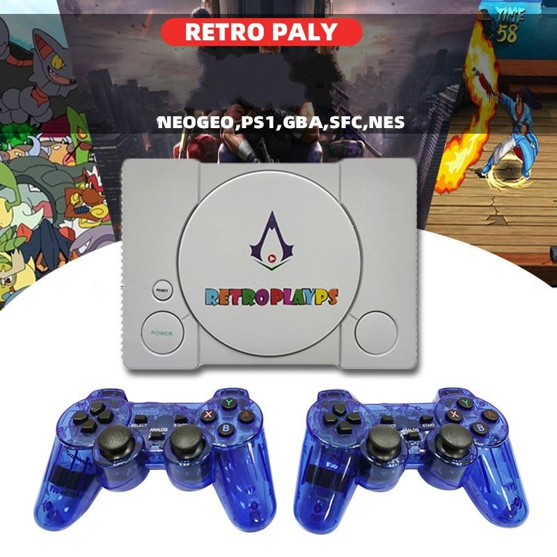 Raspberry Pi console HD TV video game console retropi system games retro games pi boy built-in 7000  games gamepad