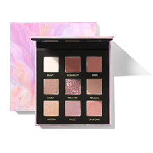 Glitter Eyeshadow Pallete Waterproof Shimmer Smoked Makeup Eyeshadow Palette Matte Shimmer Pigmented Eye Shadow Powder ucanbe brand 20 colors eyeshadow makeup palette shimmer matte radiant pigmented cosmetic eye shadow powder natural sexy eye set