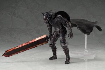 Figma 410 Black Swordman Berserk Action Figure Model Toys Doll For Gift 4
