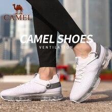 CAMEL Sports Running Shoes Men Women Air