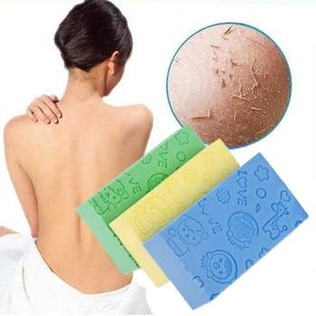 1 Pcs Baby Sponge Exfoliating Massage Bath Towel Bathe Rubbing Towel To Dead Skin Bath Ball Multicolor 1