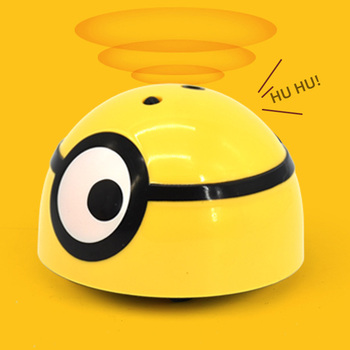 Children Running Away Intelligent Minion Escaping Infrared Sensor Escaping Intelligent Toy Running away Kids Toy Christmas Gift for Minions