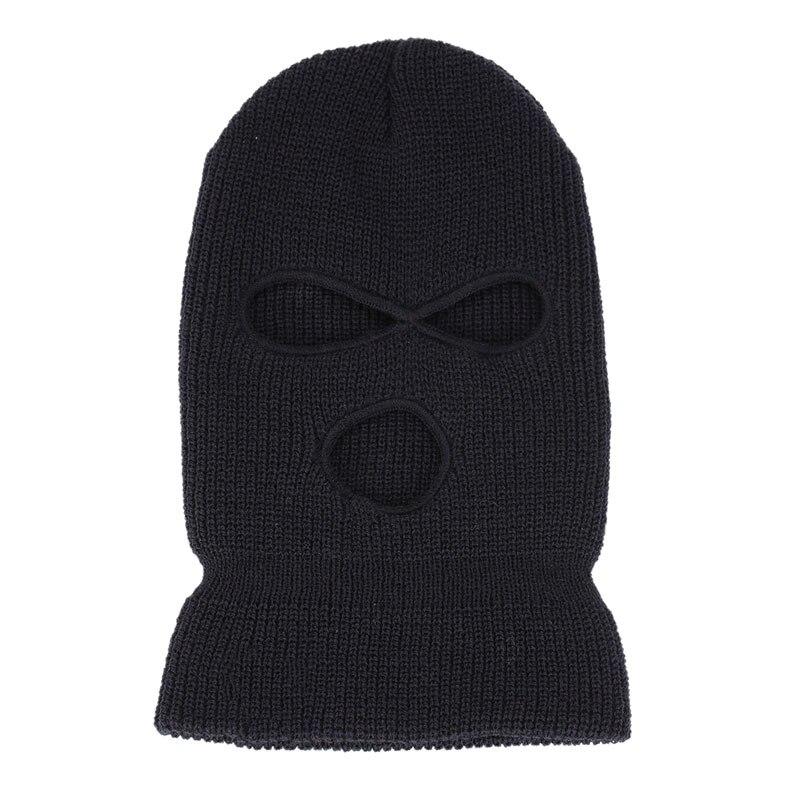 Наружные Балаклавы, полное покрытие лица, маска грабителя, крутые вязаные шапочки для мужчин, Балаклава для велоспорта, велосипедные шапки ...