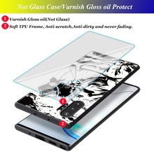 One Piece Phone Case For Samsung Galaxy Note 10Plus 10 Pro 9 8 S10 S9 S8 Plus S7 S6