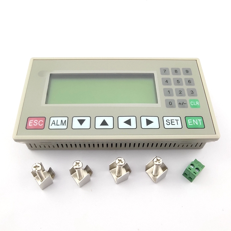 Text display OP320-A V8 0 OP320-A-s MD204L supports 232 422 485 communication PLC Link text